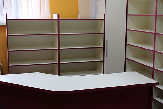 Торговая мебель-Мебель для магазина «Модель 180»-фото1