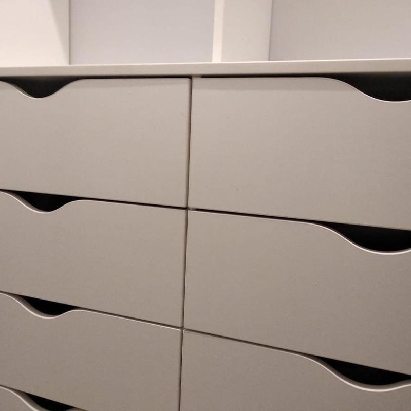 Гардеробные на заказ-Гардеробная «Модель 51»-фото4