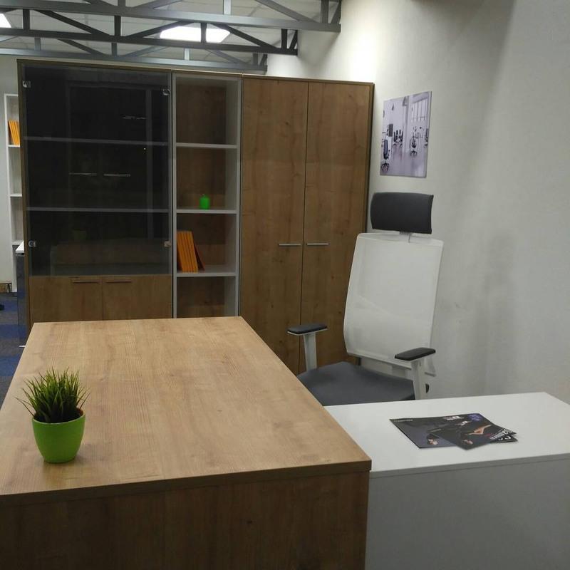 Офисная мебель-Офисная мебель «Модель 77»-фото4