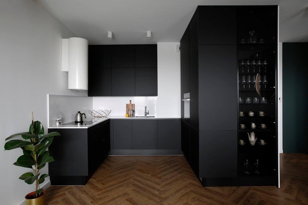 Купить кухню-Кухня из пластика «Модель 602»-фото2