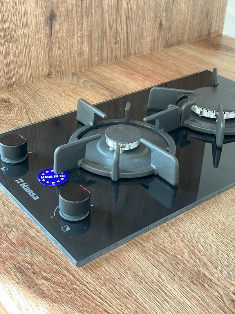 Встроенная кухня-Кухня МДФ в ПВХ «Модель 564»-фото4