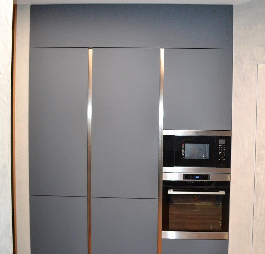 Купить кухню-Кухня МДФ в ПВХ «Модель 623»-фото3