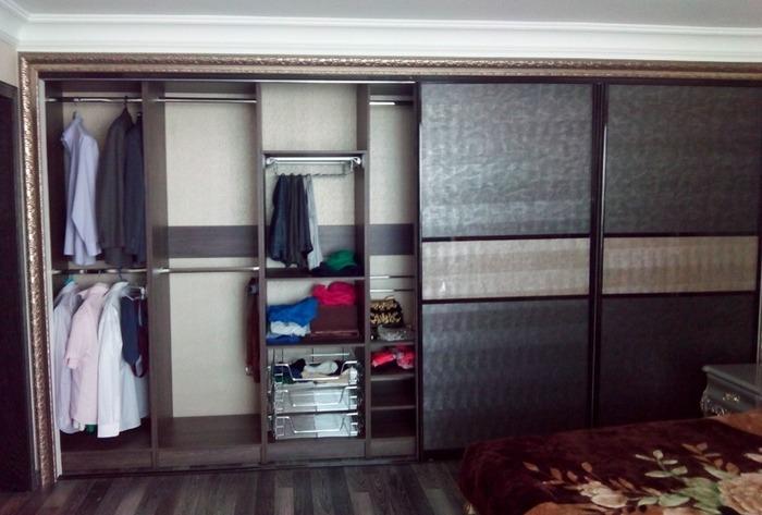 Большой шкаф-купе-Комбинированный шкаф-купе «Модель 26»-фото4