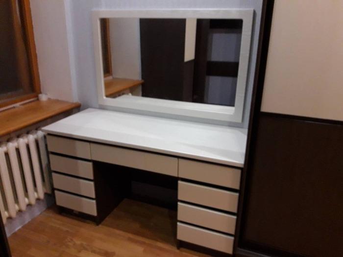 Изготовление шкафов купе-Шкаф-купе из ЛДСП «Модель 86»-фото11