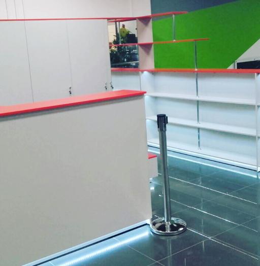 Торговая мебель-Мебель для магазина «Модель 176»-фото6