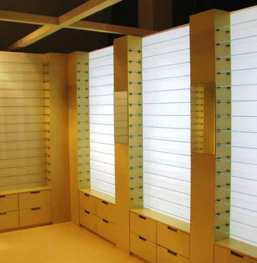 Торговая мебель-Мебель для оптики «Модель 205»-фото2