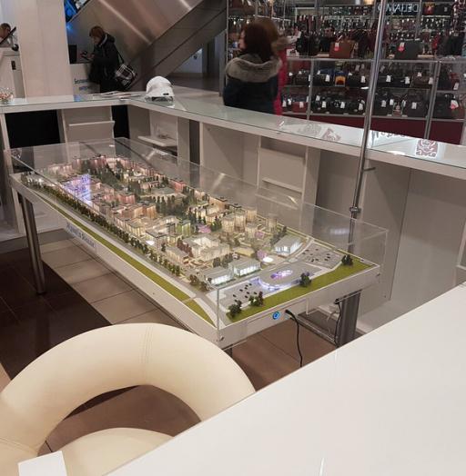 Торговая мебель-Торговый островок «Модель 257»-фото3