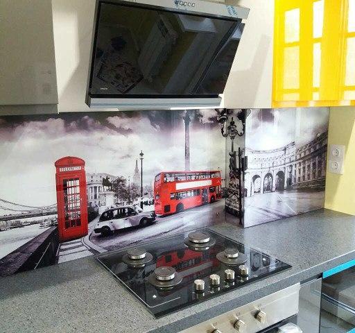 -Кухня МДФ в эмали «Модель 401»-фото5