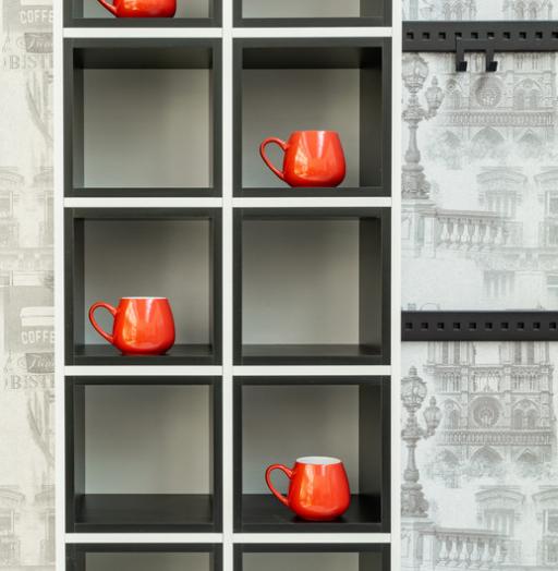 Белый кухонный гарнитур-Кухня МДФ в ПВХ «Модель 51»-фото10