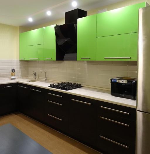 -Кухня из акрила «Модель 288»-фото9