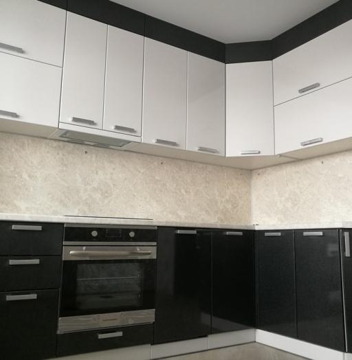 -Кухня МДФ в ПВХ «Модель 520»-фото23