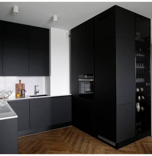 Купить кухню-Кухня из пластика «Модель 602»-фото3